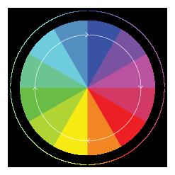 Lighting Color Wheel The Hot Tub