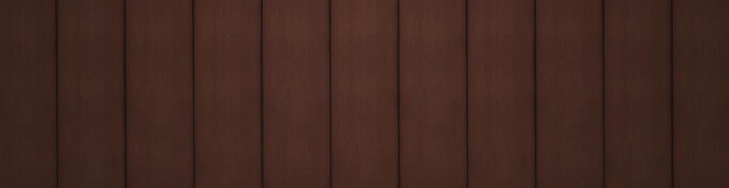 walnut colored cabinet