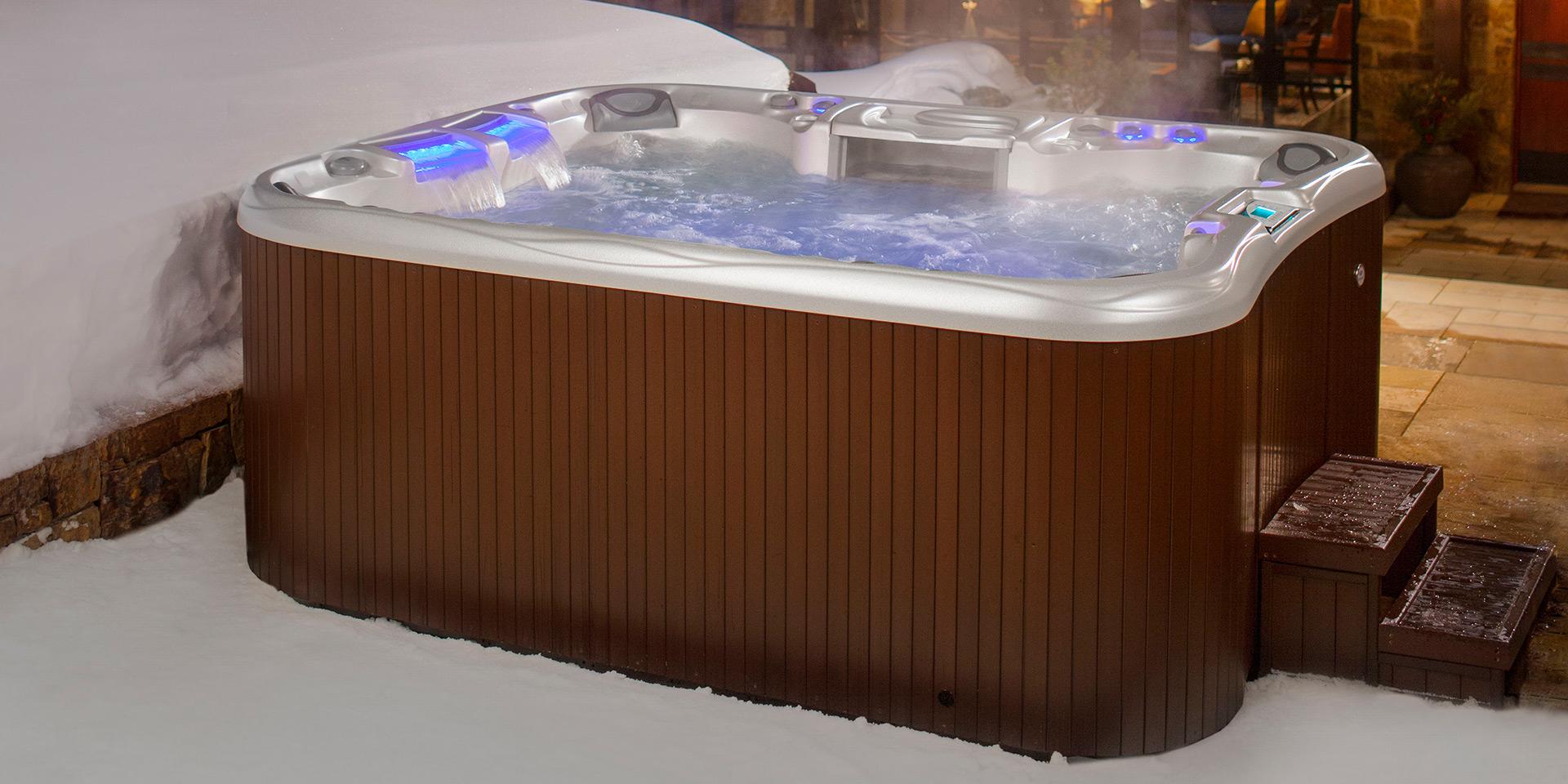 Winterizing your spa